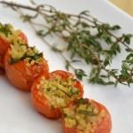 עגבניות שרי במילוי בורגול