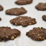 עוגיות שיבולת שועל בטעם קקאו