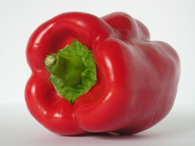 פלפל אדום ערך תזונתי