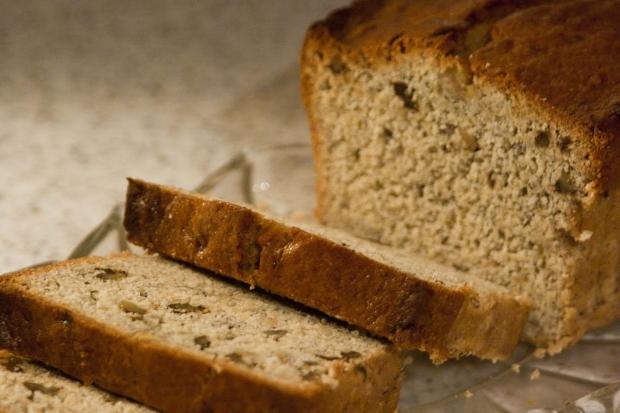 לחם בננות
